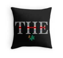"""""""THE"""" Ohio State University Shirts, Stickers, More  Throw Pillow"""