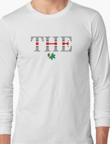 """THE"" Ohio State University Shirts, Stickers, More  Long Sleeve T-Shirt"