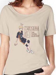 Clever Blocker Women's Relaxed Fit T-Shirt