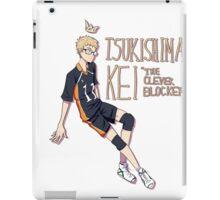 Clever Blocker iPad Case/Skin
