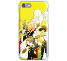 Persona 4- Never More iPhone Case/Skin