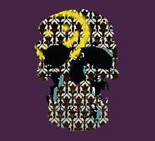 Sherlock's Skull and Wallpaper Unisex T-Shirt