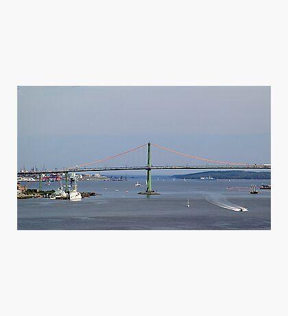 Harbour View-Halifax Photographic Print