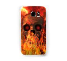 Burning Soul Samsung Galaxy Case/Skin