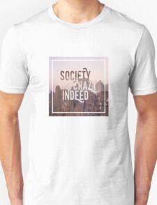 Society - Into the wild Unisex T-Shirt