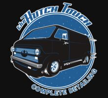 the Hutch Touch by superiorgraphix