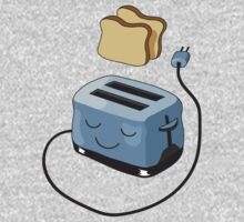 Happy Toaster Kids Clothes