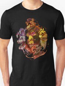 Five Nightmares of Freddy's T-Shirt