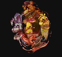 Five Nightmares of Freddy's Unisex T-Shirt