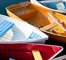 Skiff Quartette by phil decocco
