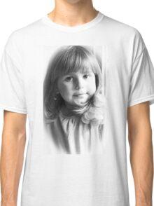 Olivia's Portrait Classic T-Shirt