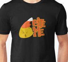 Bite Me - Candy Corn Unisex T-Shirt