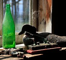 Time in a Bottle by Debbie  Roberts