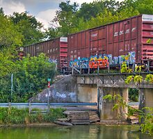 Tagged Train Cars by ECH52