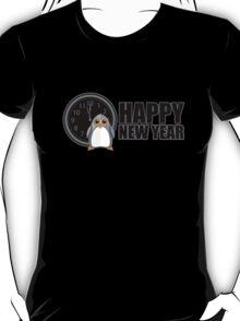 Happy New Year - Penguin T-Shirt
