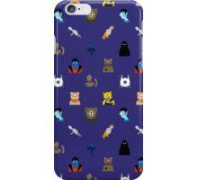 Nerd Alert - Dark Blue iPhone Case/Skin