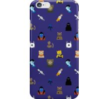 Nerd Alert - Dark Blue iPhone Case/Skin
