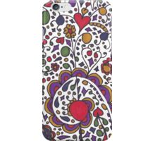 Tattoo Tribal Henna Hand iPhone Case/Skin