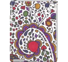 Tattoo Tribal Henna Hand iPad Case/Skin