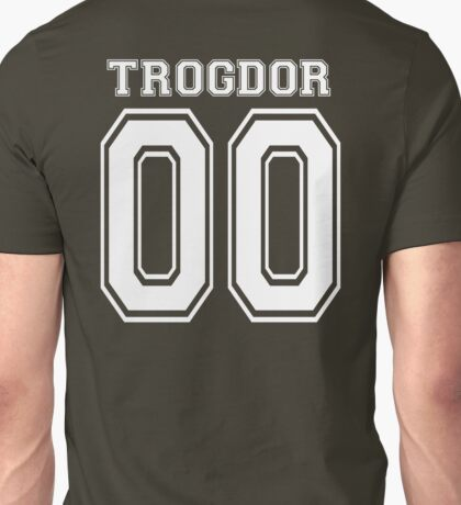 TROGDOR JERSEY Unisex T-Shirt