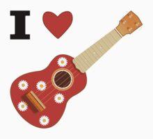 I Love Uke... by jean-louis bouzou