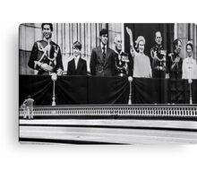 Royal Sized Family Canvas Print
