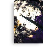 The Dying Tree Canvas Print