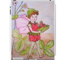 Strawberry Fields Forever iPad Case/Skin