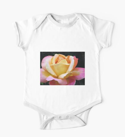 A Rose of Many Colours One Piece - Short Sleeve