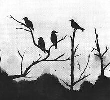 Birds by Dan Elijah Fajardo