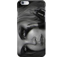 Warpaint (BW) iPhone Case/Skin