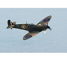 Battle of Britain Memorial Flight Spitfire Photographic Print