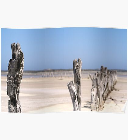 The Coorong National Park Poster