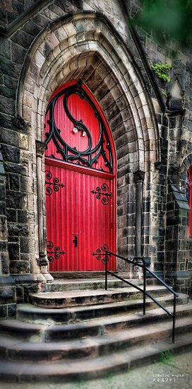 Church Doors by busidophoto