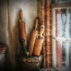 Kitchen Window by Christine Annas