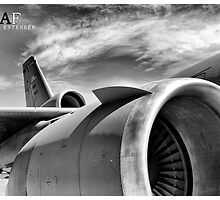 US Air Force KC-10 Extender Aircraft by busidophoto
