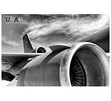 US Air Force KC-10 Extender Aircraft Photographic Print
