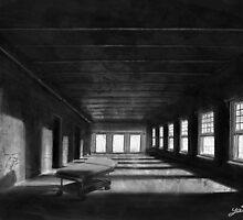 Asylum Ward by Yair Mor