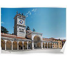 Loggia di San Giovanni, Udine  Poster