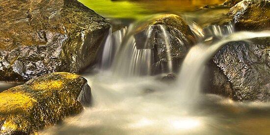 Listen...the stream of joy flows within #2 by Prasad