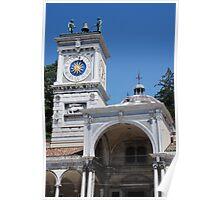 Torre dell' Orologio Poster