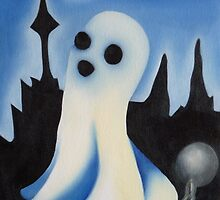 Little ghost by Lianne Oost