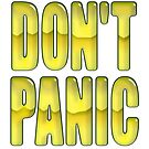 Don't panic by bmgdesigns