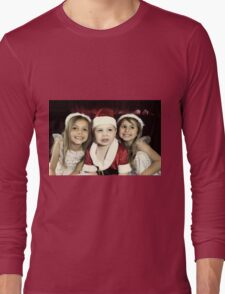 We Are Ready For Christmas! Long Sleeve T-Shirt
