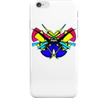 Abstract Butterfly iPhone Case/Skin