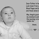 Dear Father in Heaven by Michelle *