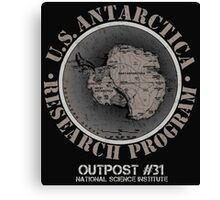 OUTPOST 31! Canvas Print