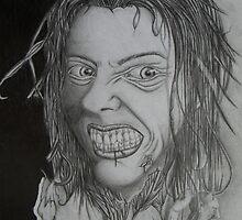 Anger by Melinda Kónya