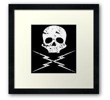 DEATHPROOF! Framed Print