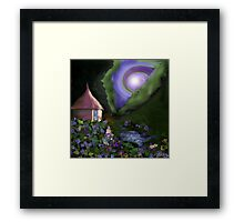 Elf Land Framed Print